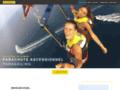 Parachute Ascensionnel sur Sainte Maxime et les Issambres