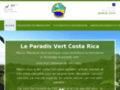 Détails : Cherche un ecolodge au Costa Rica