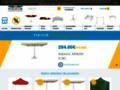 Voir la fiche détaillée : Parafor | votre vendeur d'accessoires pour parasols de marchés