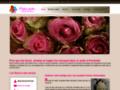 Détails : Parfum de fleurs La Baule, bouquet aux couleurs de l'arc-en-ciel