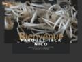 Parquet Teck nico en Vendée