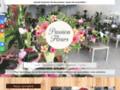 Passion fleurs, votre fleuriste de proximité !