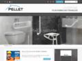 Détails : Accessoire salle de bain Pellet-asc