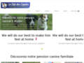 Détails : Pension pour garder votre chien à Genève et Haute Savoie