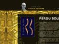 Voir la fiche détaillée : Pérou Solidaire : archéologie péruvienne