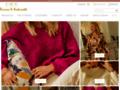 Voir la fiche détaillée : Site de bijoux fantaisie tendance : bijoux en argent