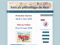 Bienvenue chez Amicale Philatélique de Metz - Accueil