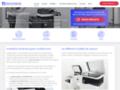 Voir la fiche détaillée : Solutions d'impression et de reprographie pour les entreprises