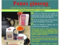 Détails : Ginseng rouge ou Panax ginseng rouge de Corée