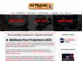 Voir la fiche détaillée : Le guide d'achat du pico projecteur
