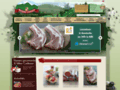 Produits basques : jambon sec, saucisson, fromage