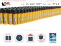 Voir la fiche détaillée : Piles Distri - grossiste en piles pour distributeur