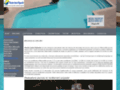 Rénovation piscine en résine polyester