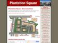 Plantation Square shopping center