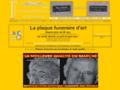 Détails : Des plaques funéraires sophistiquées