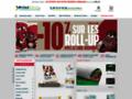Détails : Impression en ligne PrintShot.fr : pack d'échantillon gratuit