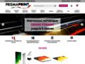 Voir la fiche détaillée : Prismaflex Imprimeur numérique grand format