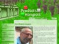 Voir la fiche détaillée : Produits Hongrois