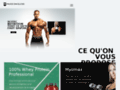Protein musculation / Alimentation sportif