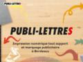 Détails : Sérigraphie et impression numérique à Bordeaux