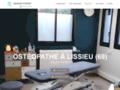 Voir la fiche détaillée : Votre ostéopathe à Lissieu (69380), Manon Pupier