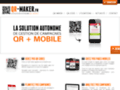 R MAKER | Solution gestion de campagnes QR Codes + Mobile