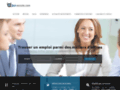Voir la fiche détaillée : Qui-recrute.com le site emploi pour toute la France