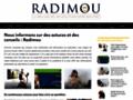 Détails : http://radimou.com/