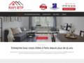 Voir la fiche détaillée : RAFI BTP, rénovation d'appartement sur Paris