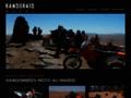 Détails : Randoraid moto au Maroc