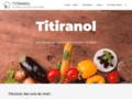 Titiranol : recettes de cuisine française faciles, gourmandes et simples