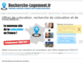Recherche Logement, spécialiste de l'immobilier en France