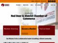 Details : Red Deer Chamber of Commerce