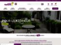Détails : vente en ligne plantes et fleurs artificielles