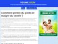 Détails : Guide pour connaitre les régimes minceurs