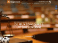 Réglementation jeux concours et loteries en ligne