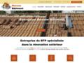 RENOVE BATIMENT, entreprise spécialisée dans la rénovation extérieure