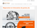 Repair Solutions - kit complet réparation jante alu
