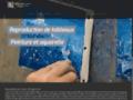 Détails : Reproduction de Tableaux de Maitres RTM