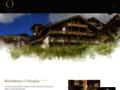 Voir la fiche détaillée : L'Oxalys résidence et spa 4 étoiles à Val Thorens