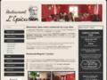 L'Epicurien Restaurant Repas Affaires Lyon Brignais Rhône