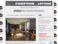 Restaurant le Comptoir d'Antoine