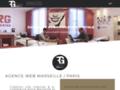 RG Design - Agence web Marseille - Création de site, conseils, formation...