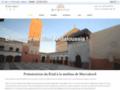 Voir la fiche détaillée : riad marrakech maroc