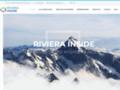 Voir la fiche détaillée : Création site internet Nice - Riviera Inside