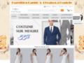 Voir la fiche détaillée : robe de mariee pas cher