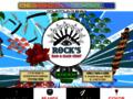 Rock's Bar and Hair Shop
