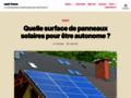 Détails : Publier un article sur le web