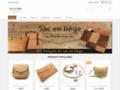 Voir la fiche détaillée : Sac en liège: boutique accessoire et maroquinerie liège