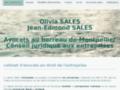 Détails : Jean-Edmond Sales SELARL - Avocats Montpellier